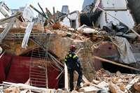 """Augenzeuge aus Beirut: """"Da war kein Entkommen, die Zerstörung war überall"""""""