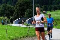 Nachwuchstalent Emma Ladenberger hat die Faszination Berglauf gepackt