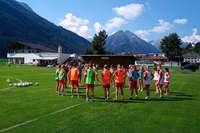 Wie die SC-Frauen im Lechtal auf die neue Saison hintrainieren