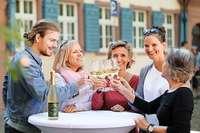 Genießen und sparen: kulinarische Weinführung in Freiburg