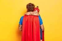 Corona-Pandemie bringt Väter und ihre Kinder enger zusammen