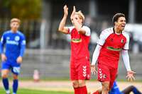 SC Freiburg II wankt nur kurz beim 4:3-Sieg gegen den Bahlinger SC