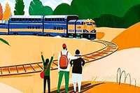 13 spannende Geschichten über das Reisen mit der Eisenbahn
