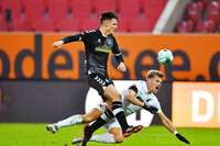 Der SC Freiburg präsentiert sich beim 1:1 in Augsburg formverbessert