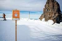 Ein Hotel in den Alpen bietet Arbeitsnomaden ein Homeoffice im Skiressort