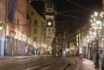 Fotos: Silvester in der Freiburger Innenstadt