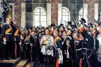 Die Gründung des Kaiserreichs einte Deutschland zum Nationalstaat