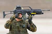 Das neue Sturmgewehr für die Bundeswehr kommt nun doch aus Baden-Württemberg