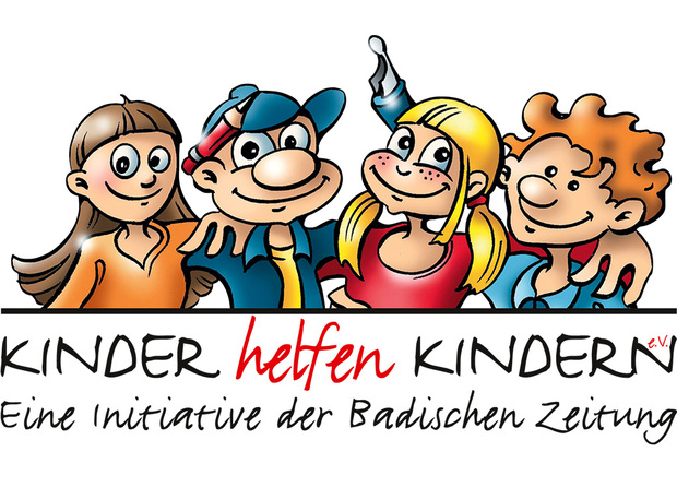 5-Euro-Spende an Kinder helfen Kindern e.V.