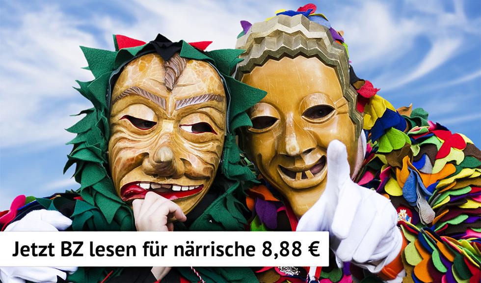 Bis zu 12 Wochen BZ für nur 24,90 Euro!