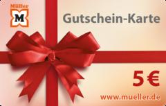 5-Euro-Müller-Gutschein