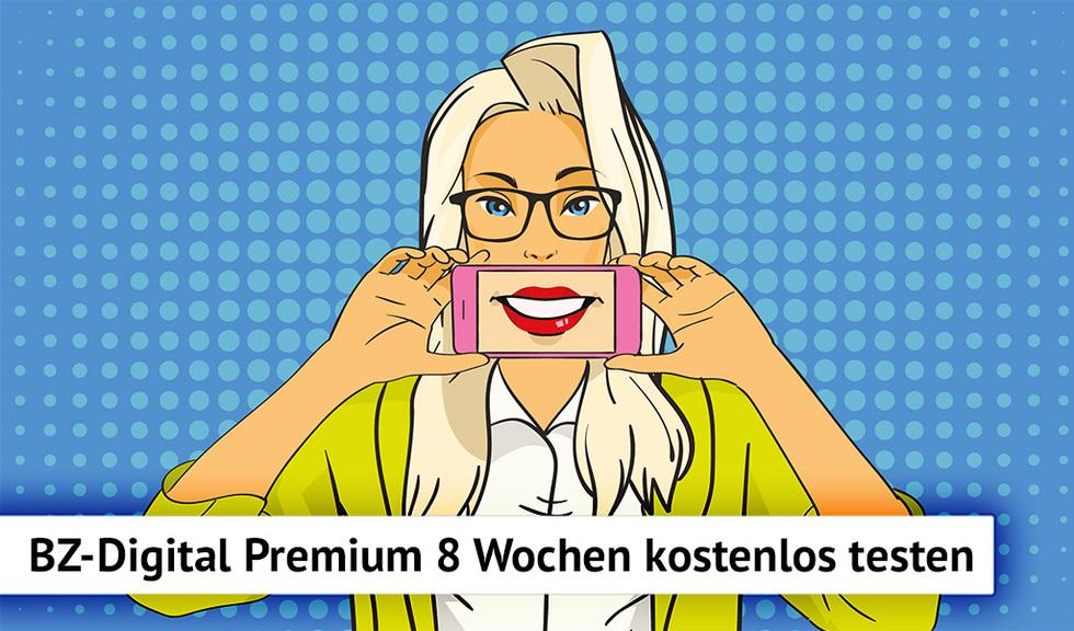 8 Wochen BZ-Digital Premium kostenlos