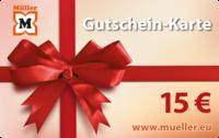 15-€-Müller-Gutschein