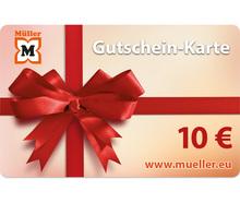 10-Euro-Müller-Gutschein