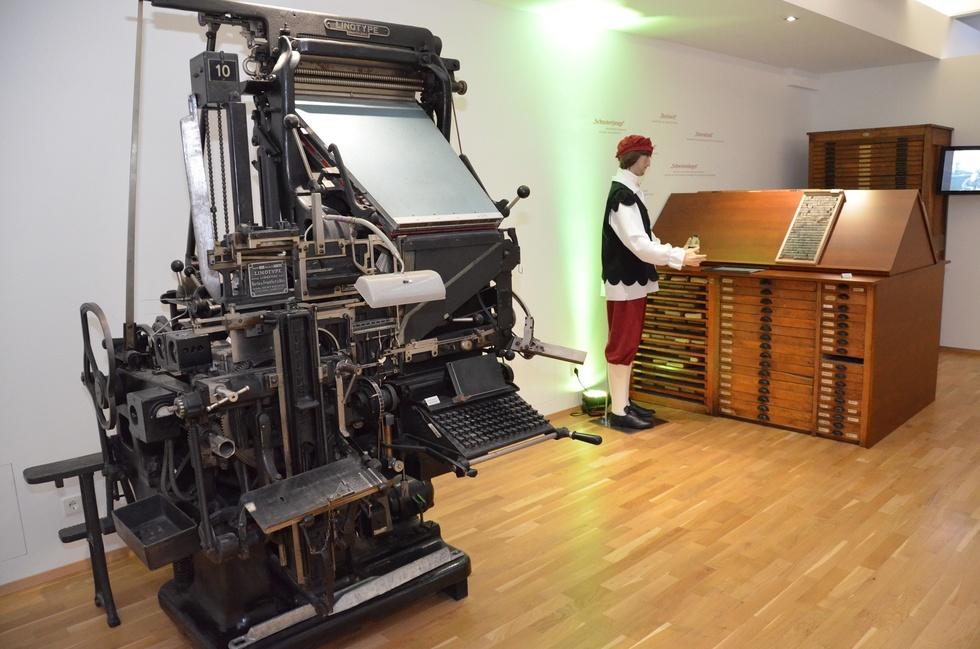BZ - Linotype_BZ-Museum