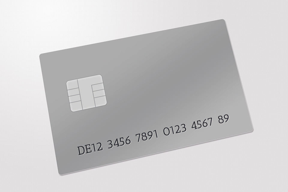 Bankdaten mitteilen/ändern