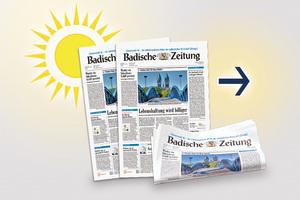 Zeitungs-Urlaubs-Service
