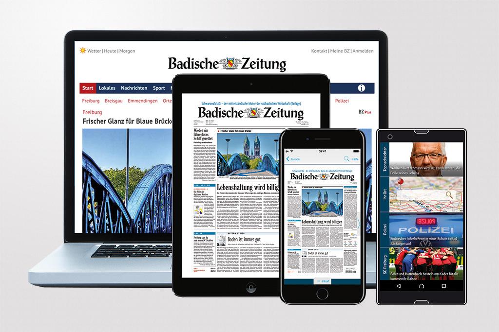 Badische Anzeigen Zeitung