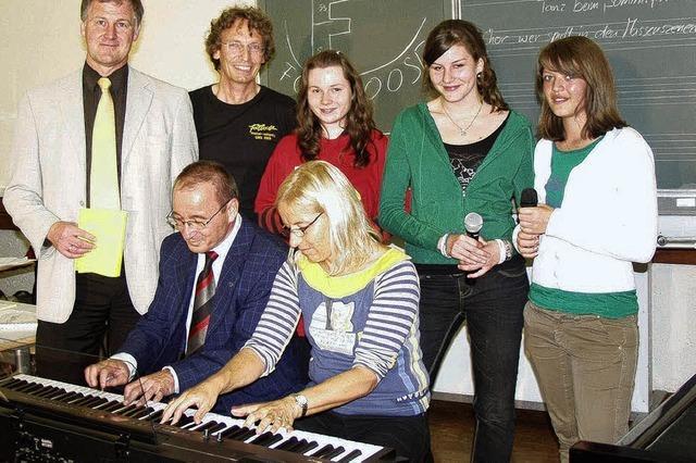 On stage – das neue Piano für Footloose