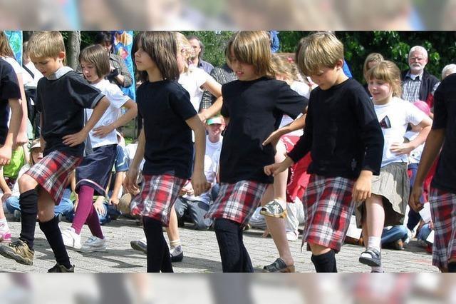 Die Hebelschule ist Europa