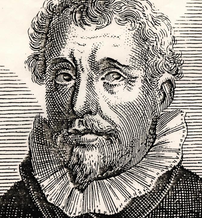 Johannes Pistorius (um 1589)