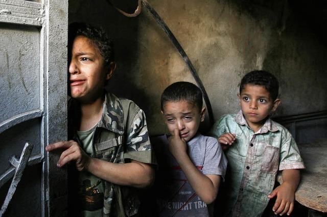 Alptraum Gaza