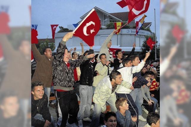 Stopp für türkischen Autokorso