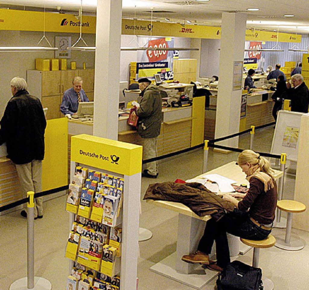 Deutsche Post Los Lotterie