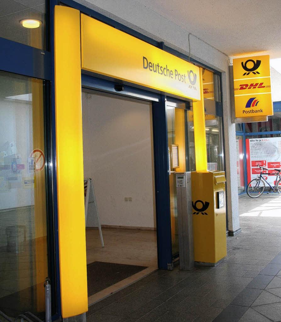 Wann Sind Fruchtbaren Tage Lichterfelde: Tage Der Post In Schopfheim Sind Gezählt
