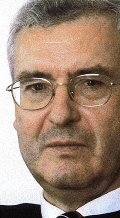 Karl Homann<?ZL?>    Foto: UNI MÜNCHEN