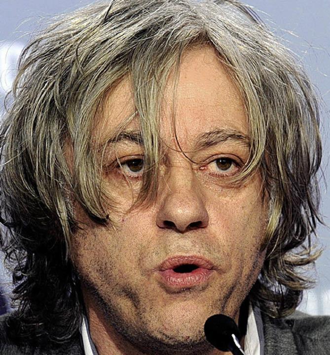 Bob Geldof  | Foto: afp
