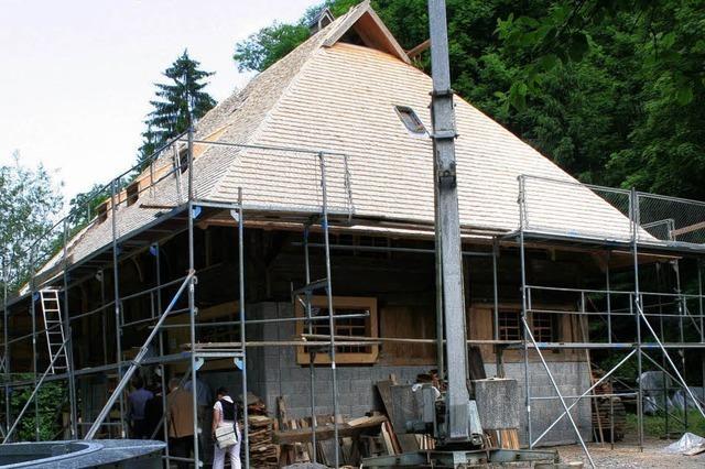 Moserhofmühle umgesetzt