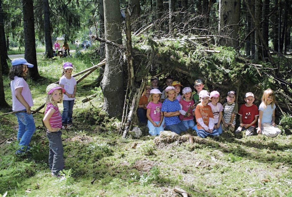 Spielend Lernen In Der Natur Grafenhausen Badische Zeitung