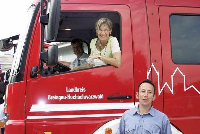 Auch Breisach will Feuerlöschboot