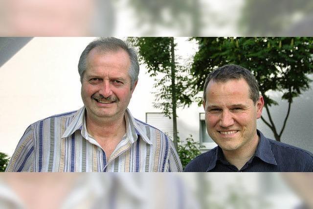 Gottlieb Bühler geht - Stefan Höge kommt