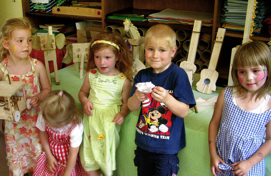 Kindergarten mit neuem konzept buchenbach badische zeitung for Konzept kindergarten
