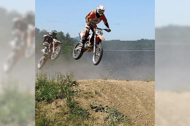 Jugendabteilung für Motocrosser fast bereit zum Start