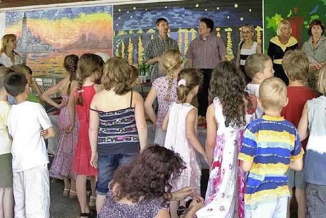 Van Gogh, Monet und Macke stehen Pate