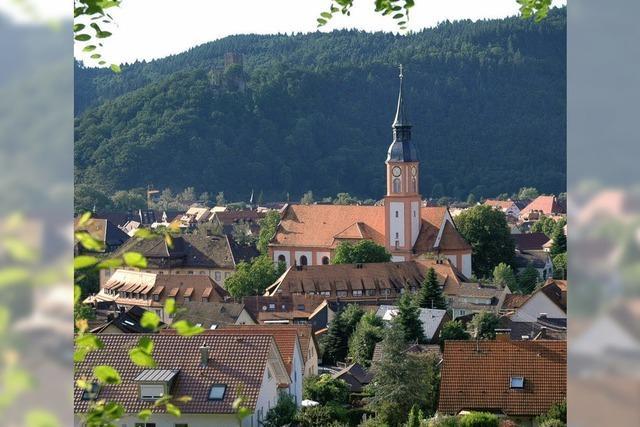 Waldkirch ist bald Große Kreisstadt