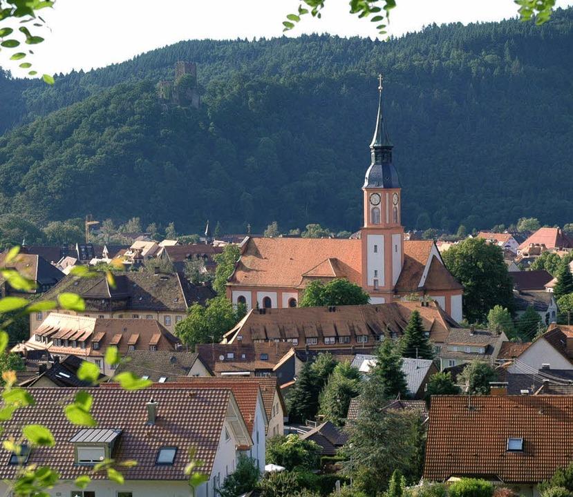 Waldkirch bekommt jetzt einen Oberbürgermeister.  | Foto: Privat