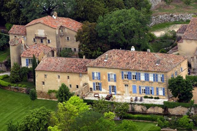 Hollywood in der Provence