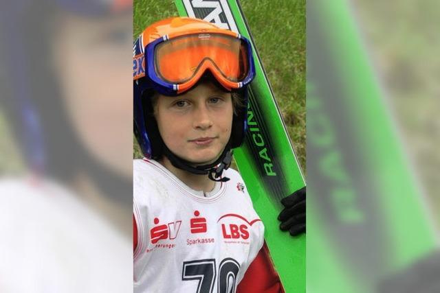 Laurin Zähringer gewinnt Schwarzwaldcup