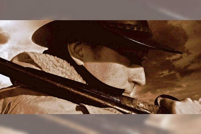 AB DONNERSTAG: OPER: Ein Western mit Musik