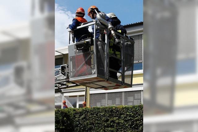 Der Alltag der Feuerwehr