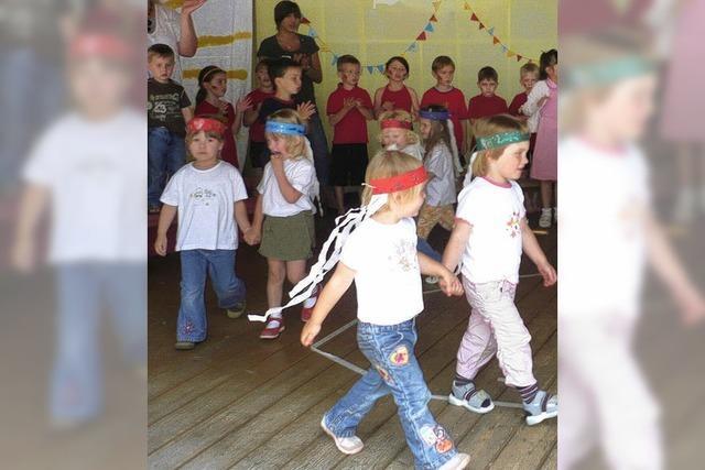 Kinder als EM-Fußballer