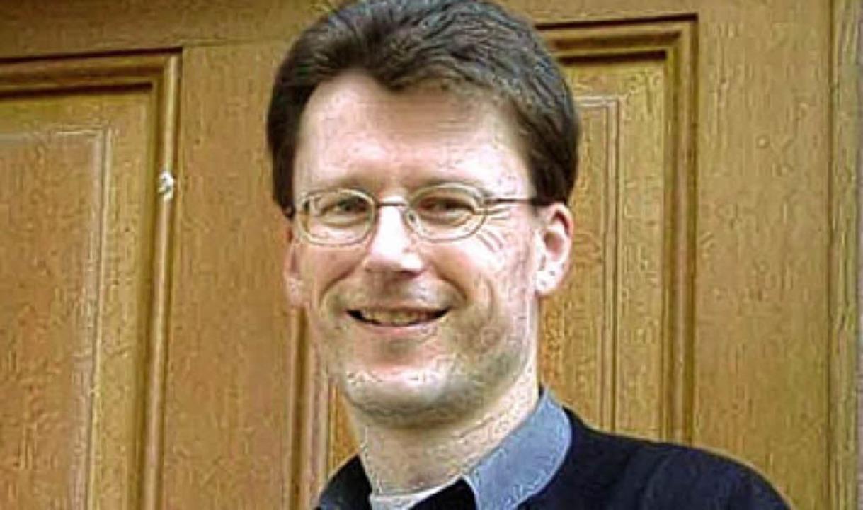 Er wird am 20. Juli von der Seelsorgee...erabschiedet: Pfarrer Richard Dresel.   | Foto: Privat