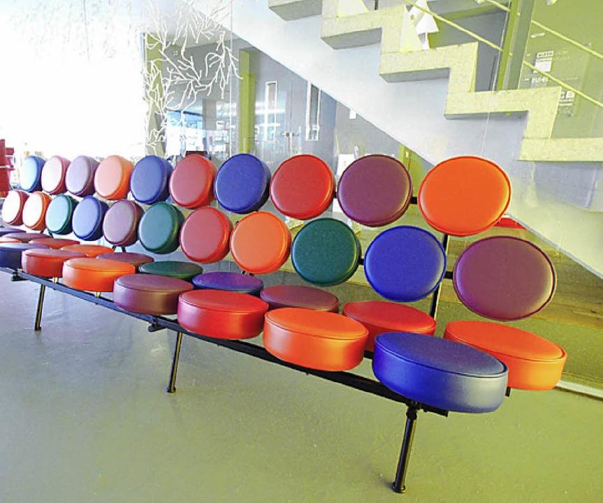 Das Marshmallow-Sofa   | Foto: RUDA