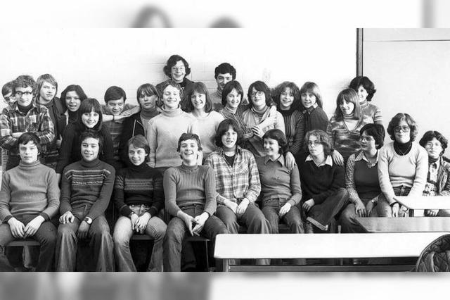 Schule feiert 40. Geburtstag