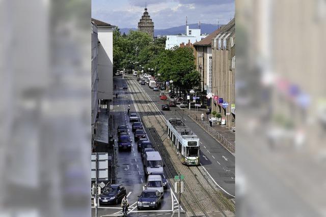 Freiburgs größte Baustelle