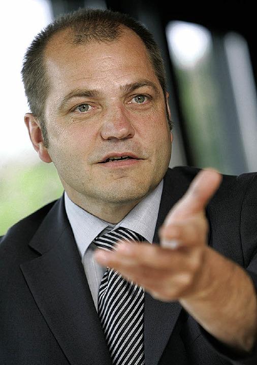 Jürgen Hillemann    Foto: bz